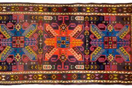 Caucasico vecchia manifattura