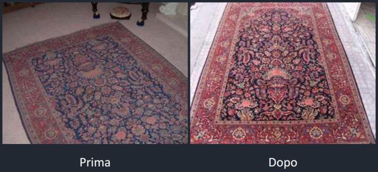 lavaggio tappeti torino