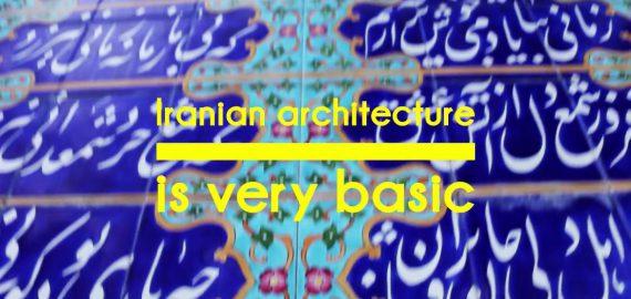 """Don't go to Iran"", Video-racconto del regista Benjamin Martinie"