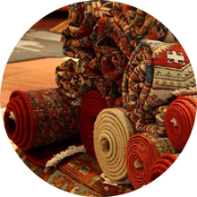 vendita di tappeti persiani tradizionali e moderni a torino